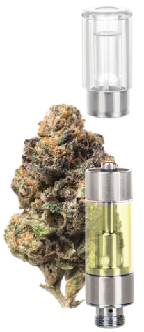 formulations. cannabis vape.